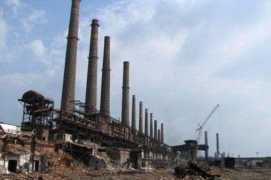 "The ""Restoring Donbas"" calls on to carry out emergency environmental measures in the East of Ukraine"